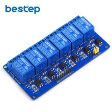 Buy 1PCS 6 Channel 3V Relay Module Optocoupler Isolation Low level Trigger 6Channel Relay Module Arduino for $7.43 in AliExpress store
