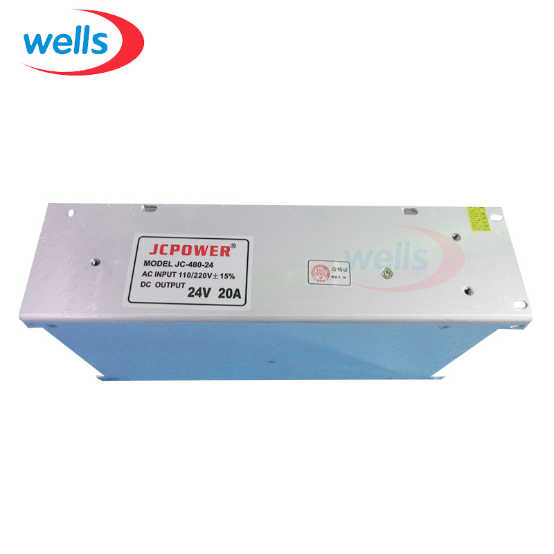 24V 20A DC Universal Regulated Switching Power Supply<br><br>Aliexpress