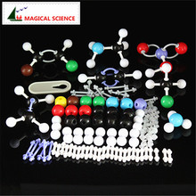 109pcs 23mm molecular model kit PP bag packed,Organic Chemistry Teaching for teacher & students in high school & University