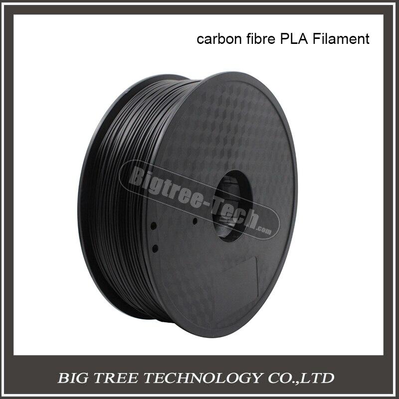 1kg 3D Printer Material 1.75mm 30% Carbon Fiber PLA Filament RepRap/Makerbot /Ultimaker/Mendel/kossel/creatbot,etc Sales 3D PEN<br><br>Aliexpress