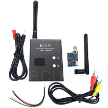 Car Video System wifi Rearview FPV 5.8Ghz 32CH 200mW Mini Wireless AV Transmitter Recevier TS5823(TX)+RC832(RX) for Aircraft