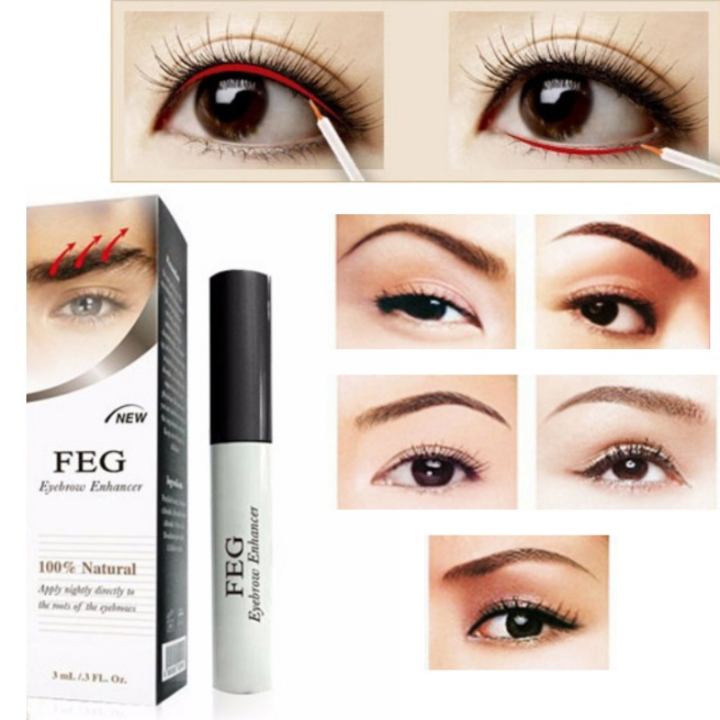 New 3ml Eyebrow Growth Original Eyebrow Enhancer Serum Eyebrow Enhancement  Solution Pencil Eyebrow Grower Make Up CY   Us11