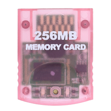 256 MB Storage Memory Card Save Game Data Stick for Nintendo Wii Gamecube For NGC Console Video Game Console Video Playstation