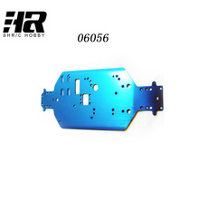 Free shipping RC car 1/10 HSP Racing 06056 RC On Road Car 1:10 Chassis  Spare Parts 06056 RC CAR PARTS Chassis