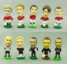corinthian prostars World Cup Soccer Doll model best MUFC football dolls neville rooney howardsmith barthez ferdinand(China)