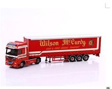 CORGI HAULIERS OF RENOWN CC13246 WILSON MCCURDY DAF XF - LIMITED EDITION 1:50(China)