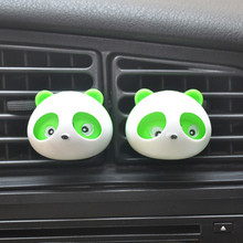 Lovely Car air freshener angel Cute Panda fragrance perfume for women brand perfume fantasy parking imported car