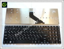 Russian Keyboard Packard Bell EasyNote LV11 TV11-HC TV11-CM VA70 ACER Z5WE1 Z5WE3 V5WE2 V3-731G BLACK RU version - Palgo Technology Co.,Ltd. store