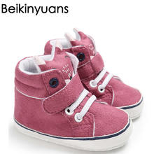 Soft Bottom Cartoon Cat Baby Shoes Manufacturers Step Shoes Unisex Toddlers Baby Crib Shoes Prewalker Bow Shoe First Walkers