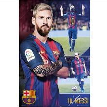 H158 diamond painting spain football,rhinestone paintings,barcelona fc,diamond painting messi(China)