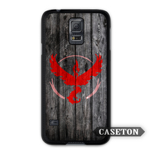 Pokemon Valor Team Protective Case For Galaxy S7 S6 Edge Plus S5 S4 Active S3 mini Win Note 5 4 3 A7 A5 Core 2 Ace 4 3 Mega