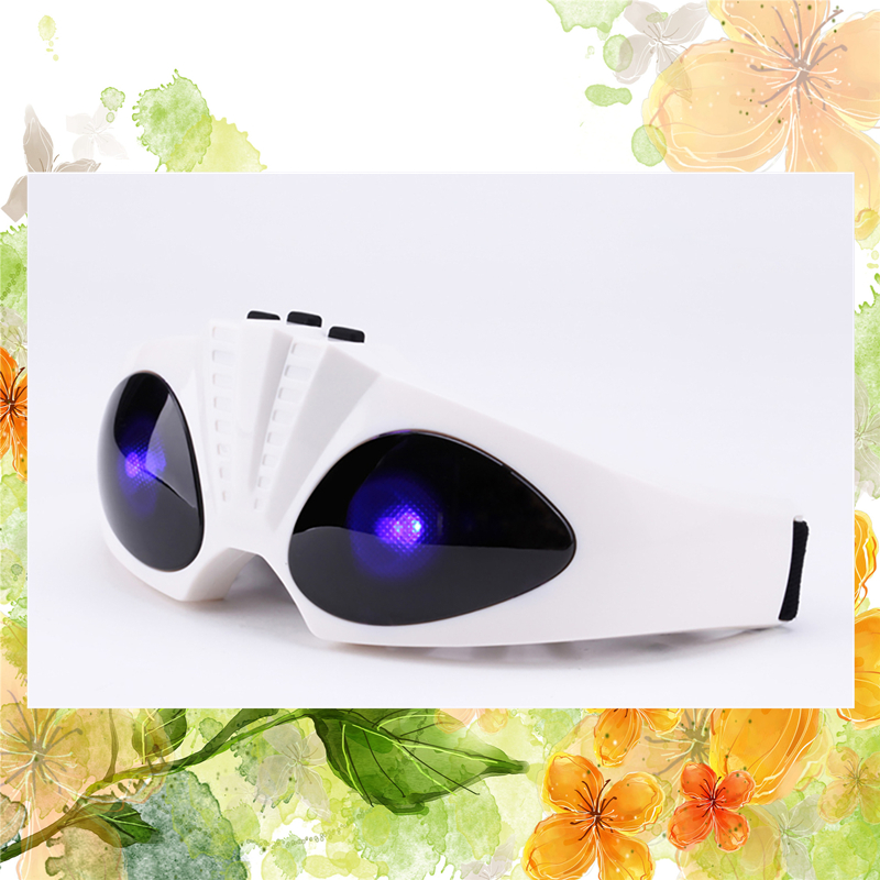 New Arrival Electric Eye Massager Wrinkle Remover Device Massage Electric Magnetic Acupuncture Mask Vibration Eye Care Massager<br><br>Aliexpress
