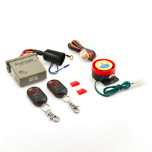 TPMS Remote Control Motorcycle LCD Anti-theft Security Alarm System 986E1 Cimiva