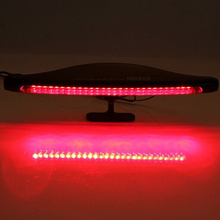 1PCS 28 LED Car Third Rear Tail Brake Light High Mount Quality Stop Lamp 2W 12V Source Red LED Backup Lights(China)
