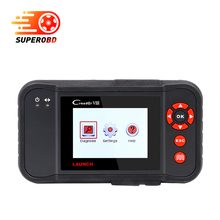2017 Launch X431 Creader VIII DBScar scan tool Creader 8 code reader CResetter Oil Lamp Reset tool OBD2 Diagnostic tool(China)