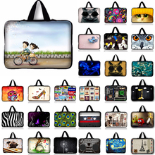 "7.9"" 9.7'' 13 '' 13.3 '' 14'' 15.4 '' 15.6'' 17.3'' 17.4'' Laptop Computer Sleeve Notebook Cover Case PC Bag Pouch For Asus HP #"