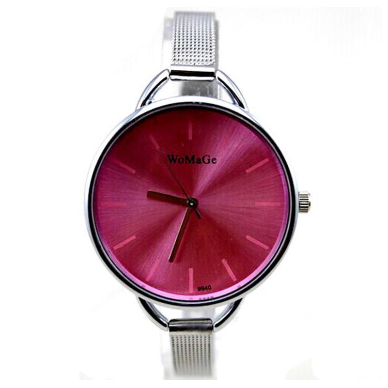 luxury brand watch women fashion wristwatches quartz clock girl slim steel band dress watches hours reloj mujer relogio feminino<br><br>Aliexpress