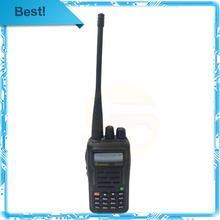 WOUXUN KG-818 Walkie Talkie 199CH Handheld VHF/UHF 136-174MHz two way radio Free shipping