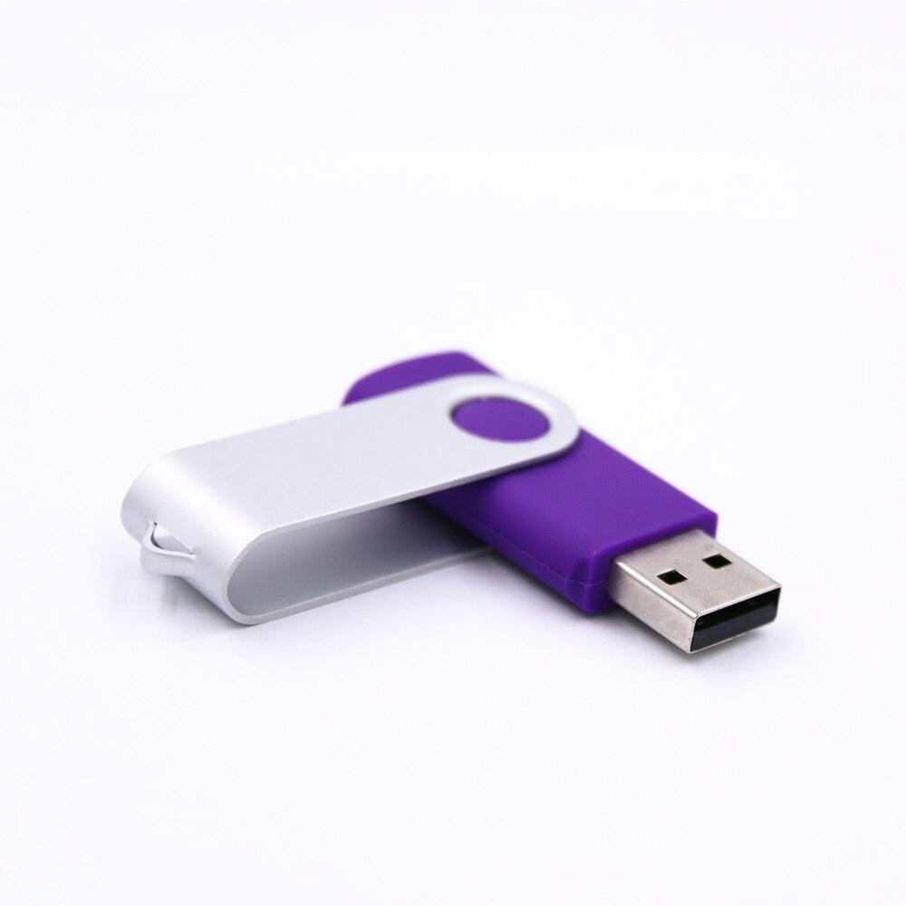 factory retail CE FCC ROHS Passed 256 GB Usb Flash Drive Swivel Thumb drive memory 2.0