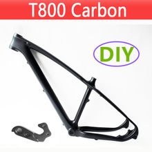 2017 full carbon road frame mountain bike, MTB bike frame, BMX frame, 29 frames, T800 carbon 26 / 27.5/29mm,carbon  frame