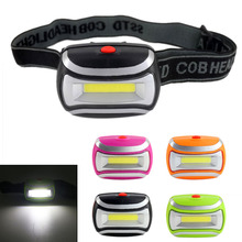 High Quality Mini Plastic 3W 600Lm LED Headlight Headlamp Head Light Lamp Flashlight 3aaa Torch For Camping Hiking Fishing