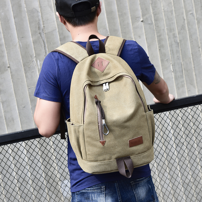 Lihtsad meeste seljakotid