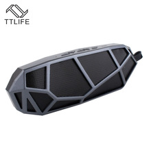 TTLIFE Mini Bluetooth Speaker Portable Wireless Stereo Super Bass Hands Free Sound Box Support TF for Iphone Ipad Smart Phones