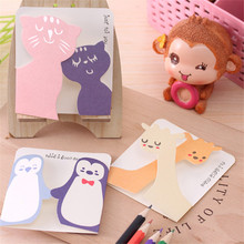 Wholesale DIY Children Kids Birthday Paper Animal Giraf Greeting Cards Creative Christmas Blank Love Card With Envelope