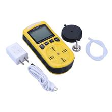 A4 in 1 Detector Portable Gas Analyzer Handheld Carbon Monoxide Meter Tester LCD Gas Detector Monitor for Density Harmful Gas