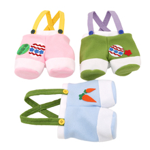 Rabbit Trousers Pants Handbag Easter Decoration Tote Bag for Candy Baby Toys Orgnizing for Collection Candy Wedding ZQ892711(China)