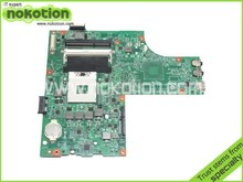 0Y6Y56 For Dell Inspiron N5010 laptop motherboard Intel hm57 ddr3 Sockt pga989 48.4HH01.011 Mainboard