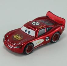 Pixar Cars Radiator Springs No. 95 Maikun Diecast Metal Car Toy for children 1:55 Loose new brand in Stock Lightning McQueen
