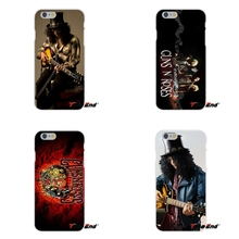 Guns n Roses Retro Slash wooden branco For Sony Xperia Z Z1 Z2 Z3 Z5 compact M2 M4 M5 E3 T3 XA Aqua Silicone Phone Case