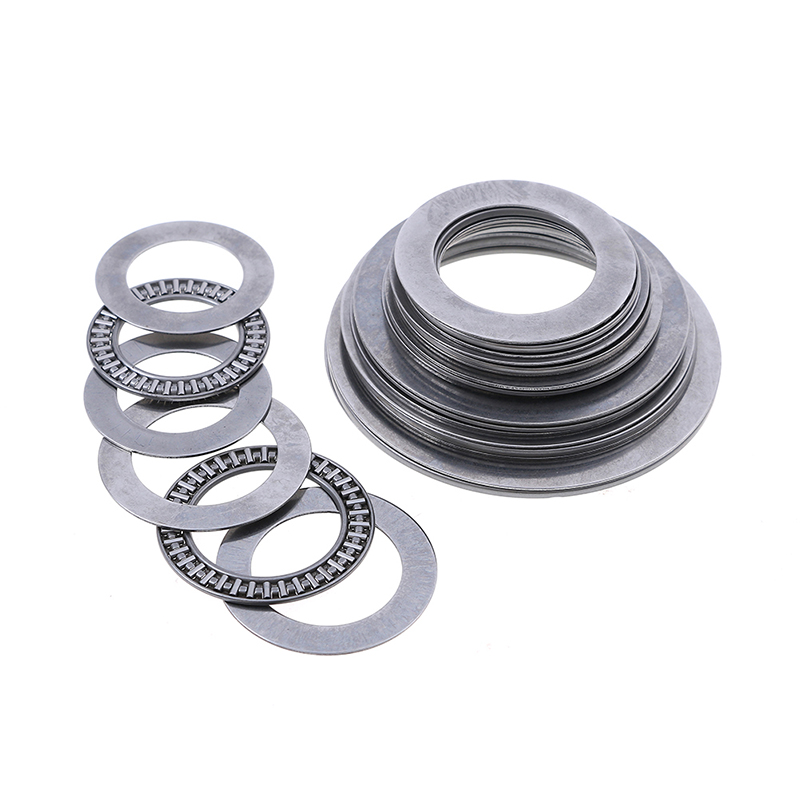 AXK2035 Needle Roller Thrust Bearing 20*35*2mm With Two Washers Each x 5PCS
