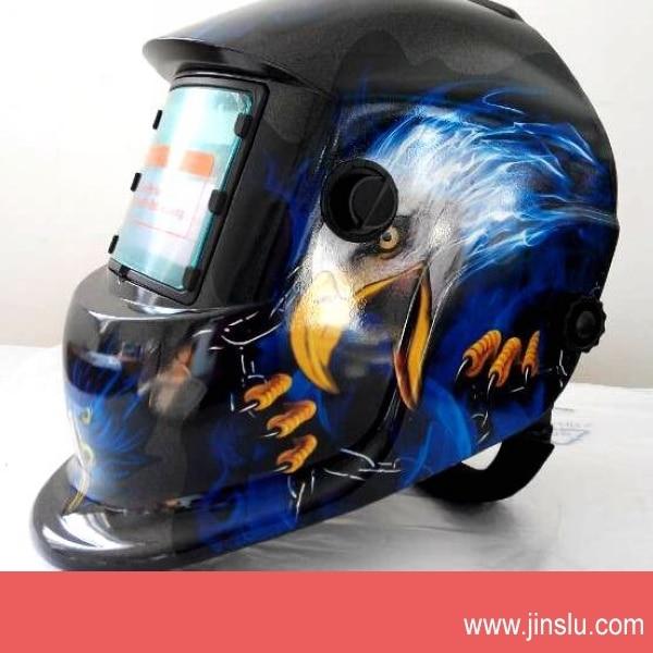 PP Material solar powered welding mask helmet custom auto darkening KM1600 welding helmet<br><br>Aliexpress