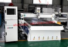 4*8ft 4.5kw air  cnc router 1325 with vacuum table for plywood diy cutting