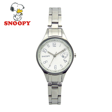2017 Snoopy Kids Watch Children Watch Casual Fashion Cute Quartz Wristwatches Girls  Leather clock