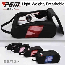 Brand PGM. Golf shoes bag, Storage Bag Travel Tote Bag Light-Weight, Breathable, High-Capacity