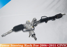 CAPQX Power Steering Rack gear OEM#53601-SNB-T02 For CIVIC 2006-2011 FA1 FD1 FD2 Right hand driver(China)