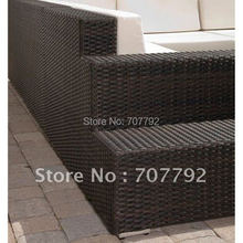 New design synthetic rattan modern All-Weather Outdoor Seating Collection(China)