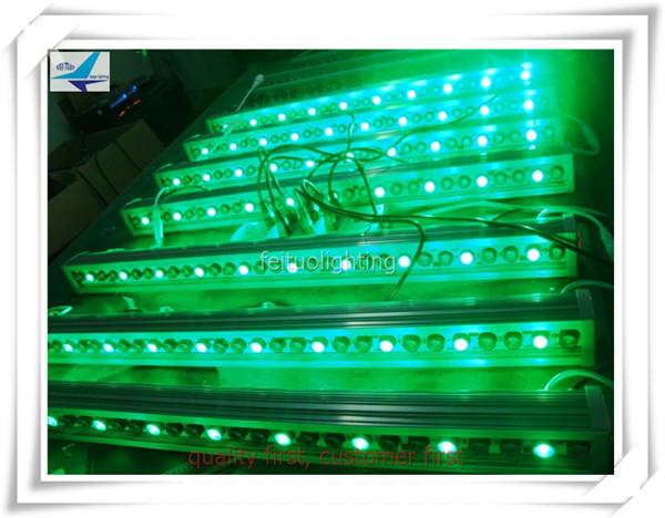 ip65 30x3w warm white led wall washer