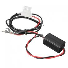 HOT Car LED DRL Relay Daytime Running Harness Auto Controller On / Off Switch Parking Light