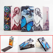 5 Painted Patterns High Quality Cubot S550 PU Leather Case Cover Shell Flip Protective Skin For S550 Cell Phone Cases Bags(China)