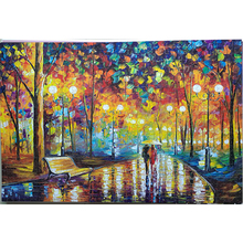 wooden Jigsaw puzzle 1000 pieces world famous painting adult children toys home decoration collectiable Assembling puzzles toy(China)
