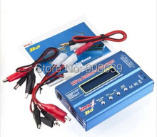 IMAX B6 2S-6S 7.4v-22.2V AC/DC Charger with Leads &  LiPo NiCd NiMH Battery  Charger  With Tamiya cable  Free shipping