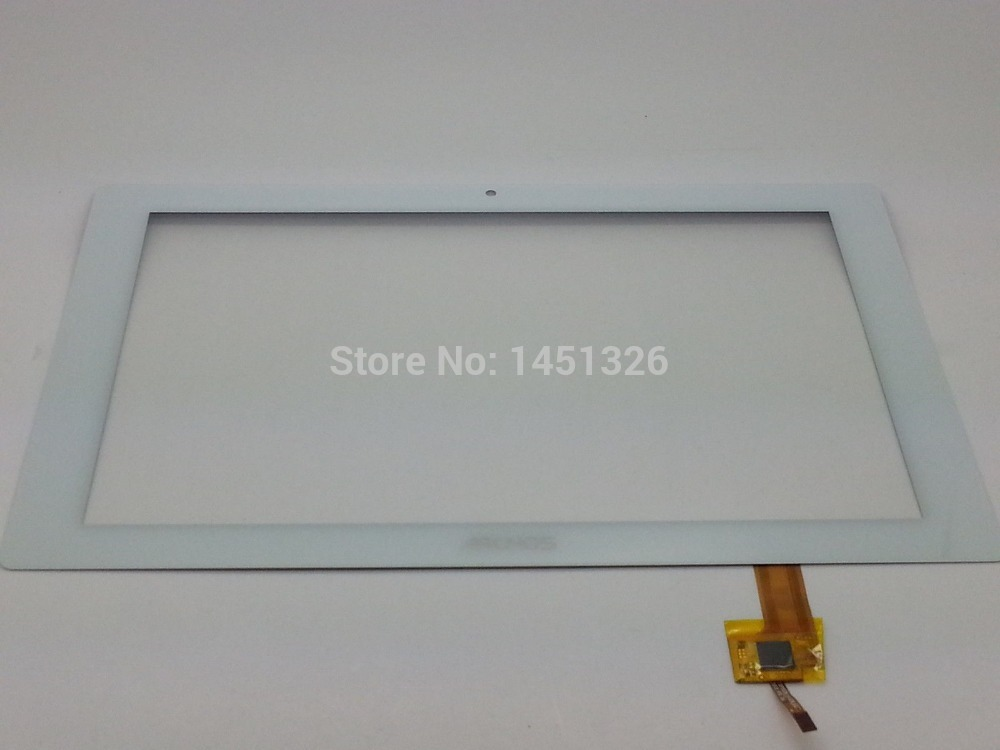 White For Archos 101 Titanium Touch Screen Digitizer Glass 10.1 Replacement Part<br>