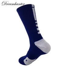Outdoor Breathable Quick-dry Cycling Socks Men Basketball Soccer Socks Male Walking Running Tennis Sports Sock Men Athletic Sock