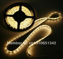 Wholesale! 4roll/lot 3528 600 5M/roll 48W LED Strip SMD Flexible light 120led/m indoor non-waterproof CW/WW/RGB & Free shipping
