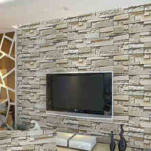 3D Stereo PVC Dormitory Wallpaper Self - adhesive Wallpaper Thicker Brick Wallpaper Dust Wallpaper-64(China)