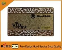 New design factory custom design your own cheap stainless steel metal business cards vip cards with different number printing(China)